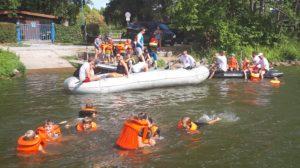 Wasserwacht Ferienprogramm